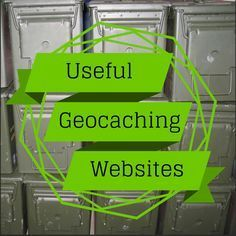 A compilation of very useful geocaching websites, for help with mapping, stats, travel bug tracking, resources, tools and more!