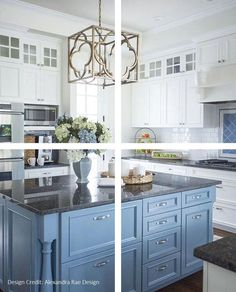 Simple Kitchen: 60 Beautiful and Cheap Decoration Tips! - Home Fashion Trend Modern Farmhouse Kitchens, Black Kitchens, Cool Kitchens, Tuscan Kitchens, Contemporary Kitchens, Luxury Kitchens, Contemporary Bedroom, Dream Kitchens, Classic Kitchen