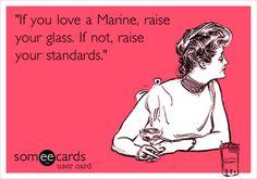 Gotta love a Marine, to love this one #SemperFi #usmc #MarineCorps