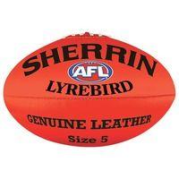 Sherrin Lyrebird Australian Rules Ball - #Rebel #sport #coupons #promocodes #stellasports #adidas