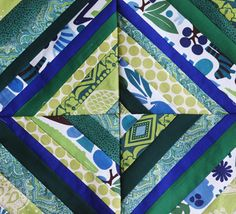 Colorful quilt image.