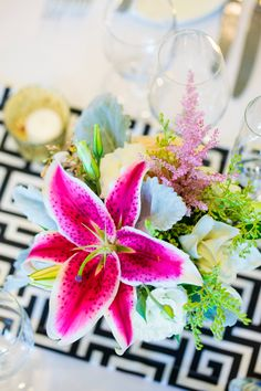 8 Tips to Beautiful Wedding Flowers on a Small Budget | See more on SMP:  http://www.StyleMePretty.com/little-black-book-blog/2014/01/22/8-tips-to-beautiful-wedding-flowers-on-a-small-budget/