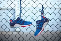 """asics gel lyte 3 x mita sneakers - torico - 25th anniversary""  #asics   #asicsgel   #asicsgellyte   #asicsgellyte3   #asicsgellyteIII   #mitasneakers   #mita   #sneakers   #tokyo   #japan   #25thanniversary"