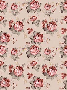 Vintage Rose iPhone Wallpaper