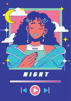 """Illustrations/OCs based off of my Spotify playlists! Aesthetic Drawing, Aesthetic Art, Aesthetic Anime, Korean Aesthetic, Black Girl Art, Art Girl, Posca Art, Japon Illustration, Arte Sketchbook"
