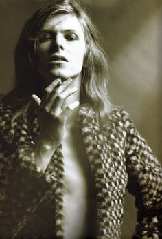 "David Bowie (Born David Robert Jones 8 January 1947), ""I think Mick Jagger…"