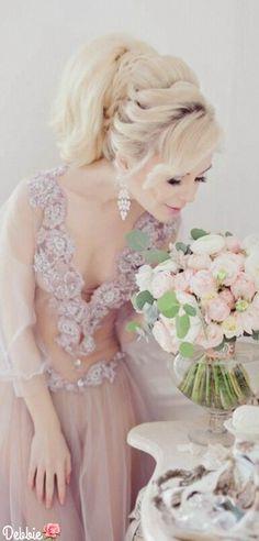 I must have flowers ~ Debbie ❤