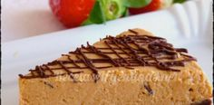 Receta Cheese Cake de Dulce de leche sin cocción