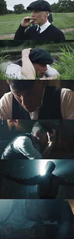 I died during these scenes. There had been a long time since the series showed how TOMMY REALLLY IS beyond being the leader of the Peaky Blinders. AND CAN WE TALK AGAIN ABOUT THIS ACTOR