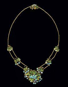 lovely Art Nouveau necklace