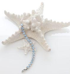 #touchofescape Aquamarine sparkle