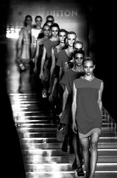 Louis Vuitton runway
