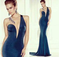Dress Backless, Formal Dresses, Fashion, Moda, Formal Gowns, La Mode, Black Tie Dresses, Fasion, Gowns