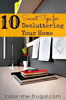 Has clutter taken over your life? If it has, you're not alone! Take back your house and your life by decluttering! Don't know where to start? Read on!