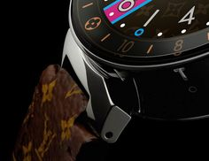 e27c04a1eba1 Louis Vuitton Introduces Tambour Horizon Its First Smartwatch