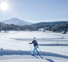 Wetter und Webcam in Seefeld in Tirol - Tourismusverband Olympia, Ski Packages, Cross County, Nordic Skiing, Ski Vacation, Hotel Website, Cross Country Skiing, Felder, Natural Scenery