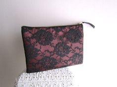 Pochette Gothic Lace di Vittoria Avenue su DaWanda.com