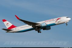 Austrian Airlines OE-LAZ Boeing 767-3Z9/ER aircraft picture