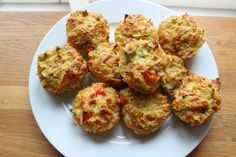 Matmuffins Baked Potato, Cauliflower, Food And Drink, Snacks, Baking, Vegetables, Breakfast, Health, Ethnic Recipes