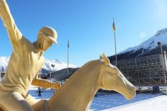The Golden Ticket: A Look Inside the Edition of the St. Moritz Snow Polo World Cup – Attire Club by Fraquoh and Franchomme Golden Ticket, Polo, The St, World Cup, Snow, Sportbikes, Sports, Pictures, Polos