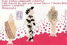 To Juan Carlos Caballero Cifuentes - Paragauy - - lettres d'ailleurs