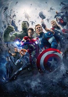 CIA☆こちら映画中央情報局です: The Avengers 2:【Update】 コミックヒーロー大集合映画の続篇「アベンジャーズ:エイジ・オブ・ウルトロン」が、ヒーローたちの大胆で、ユニークな戦い方を披露したアクション満載の新しいTVトレイラーとTVスポットをリリース!! - 映画諜報部員のレアな映画情報・映画批評のブログです