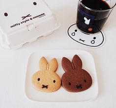 Miffy cookies / ミッフィークッキー♡