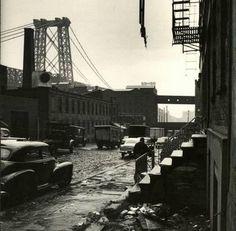 Williamsburg 1954