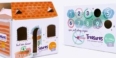 Smart!  design diaper boxes so kids can play later!  Pampers, Huggies, should be inspired!  www.apartmenttherapy.com