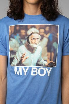 My Boy Blue Tee  #UrbanOutfitters