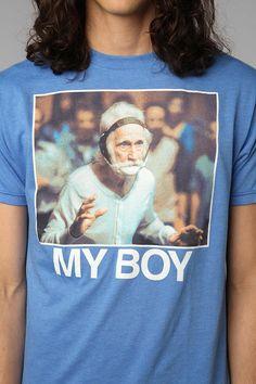 My Boy Blue Tee  #UrbanOutfitters