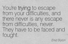 Enid Blyton quote