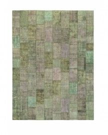 Tapis Patchwork Sauge - 480 x 650cm Contemporary Rugs, Unique Rugs, Vintage Colors, Handmade Rugs, Beautiful Homes, Decor, Patchwork Rugs, Salvia, Turkey Country