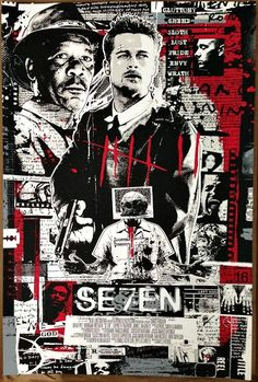 se7en (limited supervariant with metallics) by james rheem davis (ed of only 7..natch). This is incredible. jrd aside from being one the nicest artist, possessing a huge heart & blessed with a top-notch talent, is genuinely appreciative of all of his fans. i can't praise the man enough. thank you jrd…for everything sir. I hope to meet him one day…just to shake his hand. :)