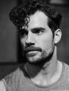 """"""" Henry Cavill, Men's Health UK, December 2017 The Tudors, Man Of Steel, Henry Cavill Beard, Mens And Health, Henry Williams, Actors Male, Hairy Chest, Attractive Men, Moustache"""