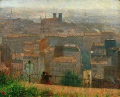 Paris painting | Tutt'Art@  Max Schilichtino German 1866-1937
