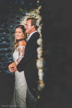 Bayfield Hall Wedding, Holt - Norfolk. Bride and groom. www.jameskphoto.co.uk