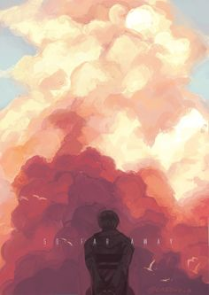 'So Far Away' Poster by auriee So Far Away, Bts Drawings, Kpop Fanart, Bts Wallpaper, Art Inspo, Art Reference, Cool Art, Concept Art, Illustration Art