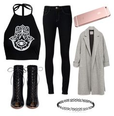 """""""Backin soda"""" by kemidubs on Polyvore featuring Boohoo, Ström, Gianvito Rossi and Zara"""