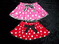 Minnie Mouse outfit pink dress up skirt Disney by Ready2ShipShop, $19.50