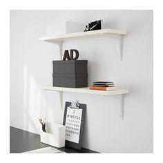 EKBY JÄRPEN / EKBY STÖDIS Estante de parede  - IKEA