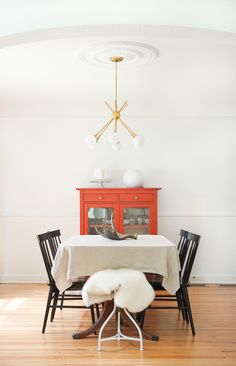 How To Center A Light Fixture Using Ceiling Medallion MedallionsDining Room