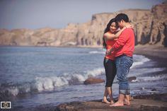 Bruce & Edith (Santorini Spring 2014)