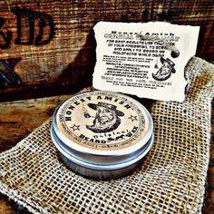 De Originele Baardwax van Honest Amish