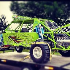 Awesome dune buggy!!!
