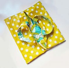 Sac à tarte {tuto} - DIY How to sew a bag to hang your pie ? Couture - Pure Loisirs