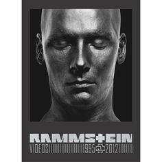 """L'album dei #Rammstein """"Videos 1995 - 2012"""" raccoglie l'intera collezione dei video della band. Cofanetto in edizione limitata con due nuove versioni di """"Mein Herz brennt"""" e il Making Of."""