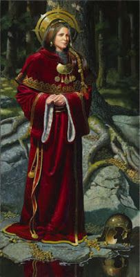 The Celtic Earth Mother Goddess Danu