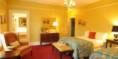 Hamilton, a room at Prairie Guest House