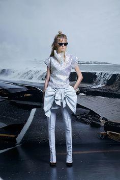 Maticevski Fall 2015 Ready-to-Wear Fashion Show